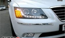 (Fits: Hyundai 2008-09 NF sonata transform) exLED LED Head Liner DIY Kit module