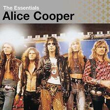 The Essentials by Alice Cooper (CD, Jun-2002, Rhino (Label))