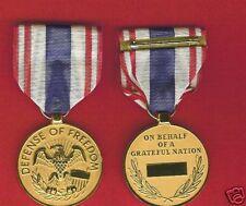 United States Prestigious Defense of Freedom Medal
