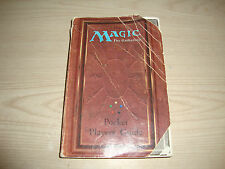 MTG Magic The Gathering Pocket Players' Guide WOC6200 1994 (A1)