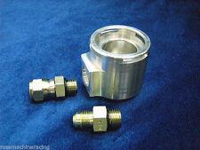 VW Bosch Style Billet FPR Fuel Pressure Regulator Adapter RMR-022-ASSY
