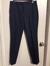 BANANA REPUBLIC Men's Pinstripe Slim fit Dress Pant Size 31 X 32 New With Tag