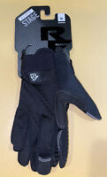 NEW RACE FACE STAGE GLOVES BLACK LARGE RFGB041004