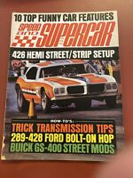 SPEED AND SUPERCAR  February 1970 - Buick GS 400 390 JAVELIN