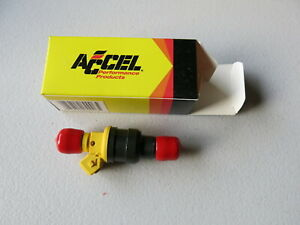 Accel 150124 High Impedance Fuel Injector 24lbs/hrs Buick, Chevy, Ford, Mercury