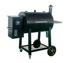 Wood Pellet Smoker BBQ Grill