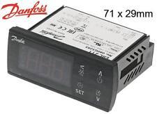 DANFOSS Elektronikregler ERC211 230V AC für Pt1000/PTC/NTC 1 Ja 1