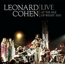 Leonard Cohen - Live at the Isle of Wight 1970 [New Vinyl] 180 Gram