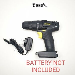 Challenge Cordless Drill Driver 10.8V **BATTERY NOT INCLUDED**