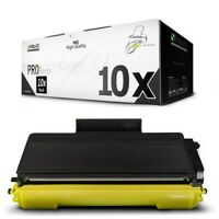 10x MWT Pro Toner Compatible Para Brother HL-5250-DN MFC-8670-DN MFC-8460-N