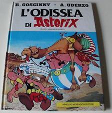 GOSCINNY/UDERZO: L'ODISSEA DI ASTERIX (1° ed. Mondadori 1981)