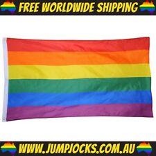 Rainbow Pride Flag - Gay, LGBT, Rainbow *FREE WORLDWIDE SHIPPING*