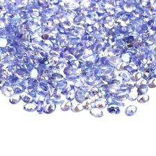Wholesale Lot 5x3mm Oval Facet Cut Natural Tanzanite Loose Calibrated Gemstone