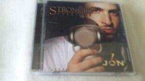 JON B - STRONGER EVERYDAY - 2004 R&B CD ALBUM