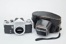 Miranda D Classic 35mm SLR Vintage Film Camera Body Only, Chrome