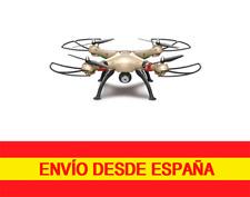 Syma X8HW FPV EN TIEMPO REAL CON CAMARA