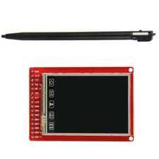 """2.0"""" 3.3V TFT LCD Touch Screen Breakout Board With Touch Pen For Arduino"""