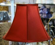 """Iridescent Red Soft Back Shade 6"""" x 13"""" x 10"""""""