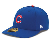 Royal Chicago Cubs New Era Authentic Collection Low Profile 59FIFTY Fitted Hat