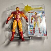 Hasbro Iron Man 2 3 Armor Cards Included Comic Series Action Figure