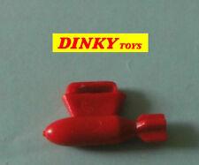Dinky Thunderbolt No. 734 repro plastic wing bomb