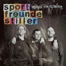New York,Rio,Rosenheim (Inkl.Downloadcode) von Sportfreunde Stiller (2013)