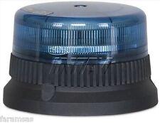 Faro lampeggiante LED blu INTAV FLEXILED - Magnetico