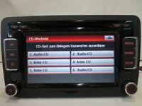 Autoradio BOSCH RCD510 mit RDS AUX Deutsch für VW GOLF PASSAT POLO TIGUAN CC EOS