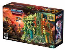 MATTEL MOTU Pro Builders Grayskull Castle Mega Construx 3508Pcs