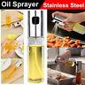 Backglas Olivenöl Sprayer Öl Sprühen Essig Flaschenspender Kochen Salat Ölspray