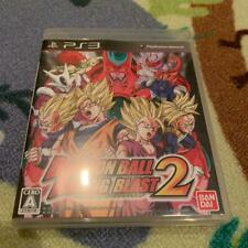 PS3 Dragon Ball Raging Blast 2 93807 Japanese ver from Japan