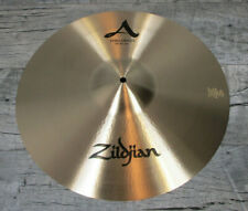 "Zildjian Avedis 18"" Thin Crash regular estados unidos Cymbal pélvico * buen estado *"