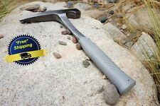 """Rock Pick Hammer 11"""" Tool Estwing Steel Geologist Prospecting Pointed Mining NEW"""