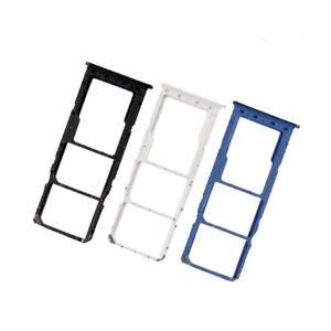 FOR Samsung A21S SM-A217 Dual Sim Sim Tray / SD Holder GH98-45392A - UK SELLER