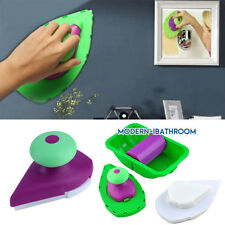 Paint Roller Tray Kit Household Decorative Painting Brush Sponge Point Pad Tool