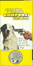 THE BEST OF NATIONAL LAMPOON RADIO HOUR 3 CD Box Set W. Booklet New Sealed Rare