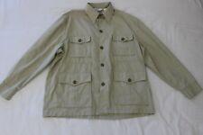 Woolrich Heavyweight Wool Shirt Jacket Mens Size XL