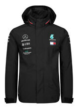 OEM GENUINE MERCEDES BENZ MEN'S PETRONAS MAPM TEAM RAIN JACKET