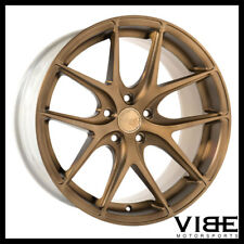 """19"""" AVANT GARDE M580 BRONZE CONCAVE WHEELS RIMS FITS FORD MUSTANG GT"""