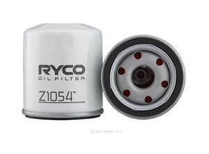 Ryco Oil Filter Z1054 fits Holden Astra 1.4 (BK), 1.4 (BL)