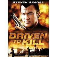 Driven to Kill - DVD By Steven Seagal,Laura Mennell,Igor Jijikine - VERY GOOD