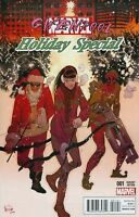 GwenPool Holiday Special #1 Deadpool Variant Marvel Comic 1st Print NM