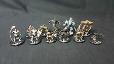 (#MK105) Mage Knight Mix lot of 11 Miniatures