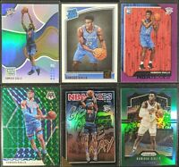 Lot of (6) Hamidou Diallo, Including Status Purple RC, Hoops Purple RC, Prizm