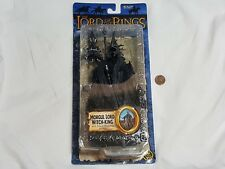 NEW Lord of the Rings Morgul Lord Witch King Figure SEALED LOTR return king toy