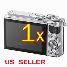 1x Nikon 1 J4 J5 V3 Digital Camera Clear LCD Screen Protector Guard Cover Shield