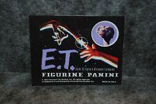(B) panini pochette vide empty E.T l extraterrestre