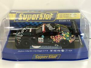 Scalextric Superslot C3945 H3945 Aston Martin Vantage GT3 Gt Coupe 2017 Hud