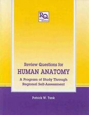 Review Questions for Human Anatomy: A Program of Study through Regional Self-