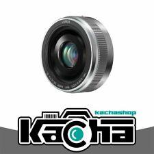 NEUF Panasonic LUMIX G 20mm f/1.7 II ASPH. Lens (Silver)